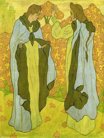 The Two Graces, 1895