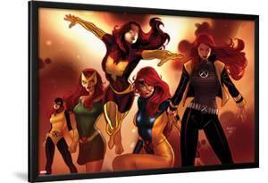 X-Men Evolutions No.1: Jean Gray by Paul Renaud