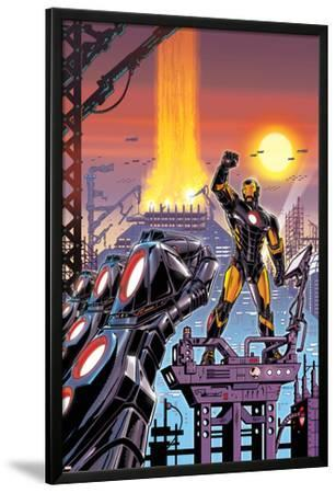 Iron Man #19 Cover Featuring Iron Man