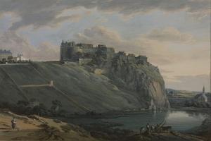 Edinburgh Castle by Paul Sandby