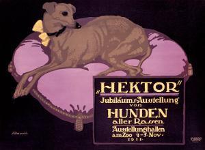 Hektor, Jubilaums-Austellung by Paul Scheurich