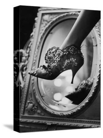 Evening Boot Designed by Roger Vivier for Dior, 1961