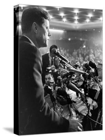 John F. Kennedy, Democratic Convention