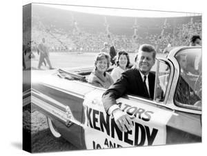 John F. Kennedy, Democratic Convention by Paul Schutzer