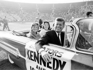 John F. Kennedy, Democratic Convention by Paul Schutzer