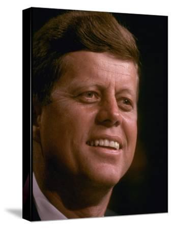 President Candidate John F. Kennedy Attending the Democratic National Convention
