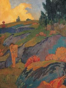 Breton Eve by Paul Serusier