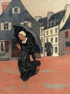 Downpour by Paul Serusier