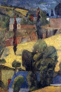 Landscape; Paysage, 1906 by Paul Serusier