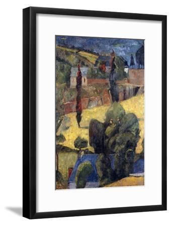 Landscape; Paysage, 1906