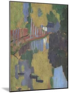 Le Talisman, l'Aven au Bois d'Amour, Pont-Aven by Paul Serusier