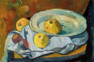 Plate of Apples, 1891 by Paul Serusier