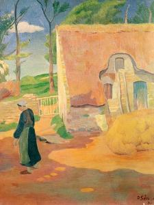 The Farm at Pouldu, 1890 by Paul Serusier