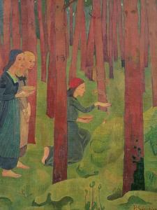 The Incantation, or the Holy Wood, 1891 by Paul Serusier