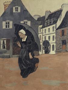The Rainshower, c.1893 by Paul Serusier