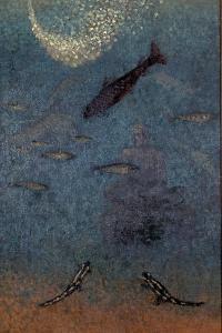 The Submerged Buddha, c.1910 by Paul Serusier
