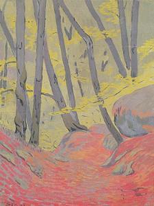 Undergrowth by Paul Serusier