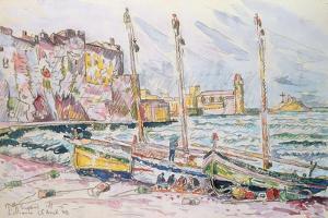 Collioure, 1929 by Paul Signac