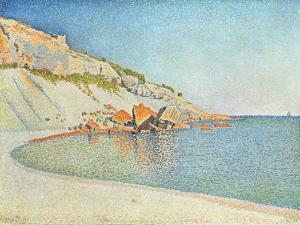 Cote D'Azur, 1889 by Paul Signac