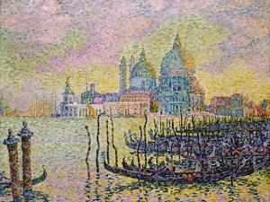 Grand Canal (Venic), 1905 by Paul Signac