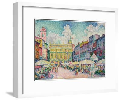 Market of Verona, 1909