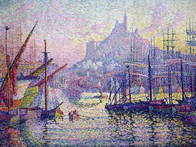Notre-Dame-De-La-Garde (La Bonne-Mère), Marseilles
