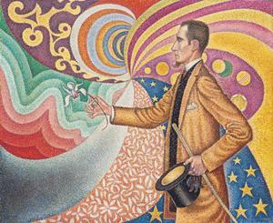 Opus 217 by Paul Signac