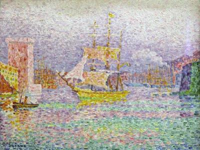 Port of Marseilles, 1906-1907