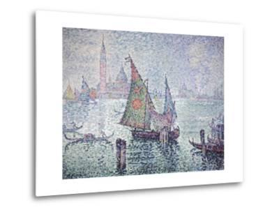 The Green Sail, Venice, 1904