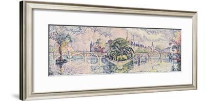 The Vert Galant Garden; Le Jardin Du Vert Galant, c.1928