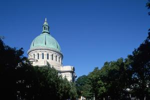 Chapel Dome at U.S. Naval Academy by Paul Souders