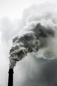 Coal Fired Power Plant, Chongqing, China by Paul Souders