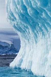 Iceberg, Gerlache Strait, Antarctica by Paul Souders