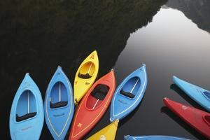 Kayaks by Paul Souders