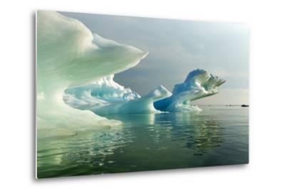 Melting Icebergs, Hudson Bay, Canada