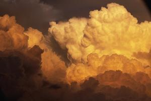 Ominous Storm Clouds Above Texas by Paul Souders