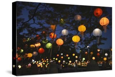Paper Lanterns at Jangchung Park