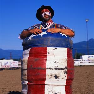 Rodeo Clown by Paul Souders
