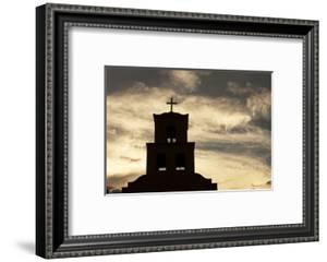 Santuario De Guadalupe in Santa Fe by Paul Souders