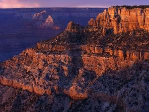 South Rim of the Grand Canyon by Paul Souders