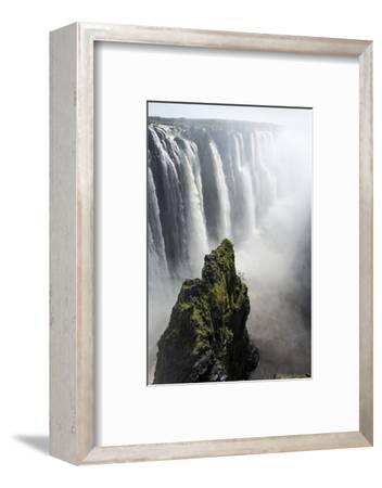 Zambezi River at Victoria Falls, Zimbabwe