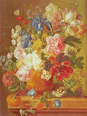 Flowers in a Vase, 1789