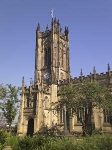 Manchester Cathedral by Paul Thompson