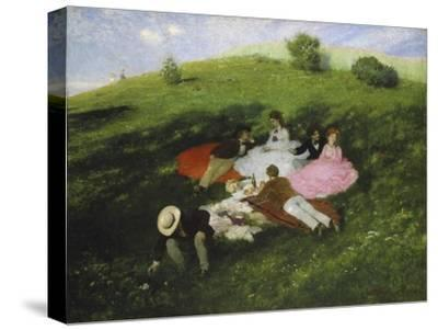 The Picnic, 1873
