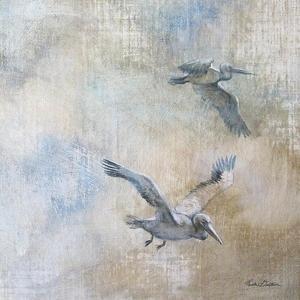 Coastal Birds II by Paula Giltner