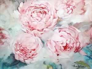 Pink Peonies Iipaula Giltner