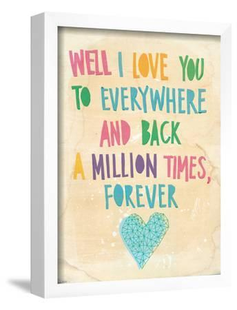 Everywhere And Back by Paula Mills