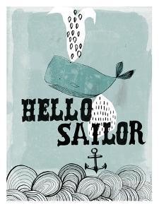 Hello Sailor by Paula Mills