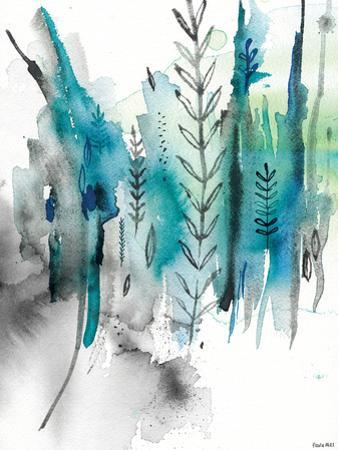 Nature In Blue No2 by Paula Mills