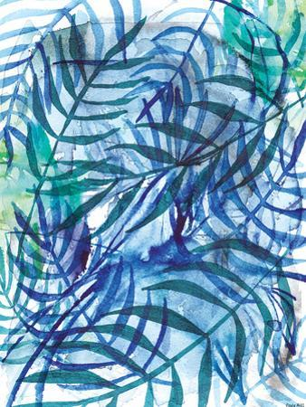 Nature In Blue No3 by Paula Mills